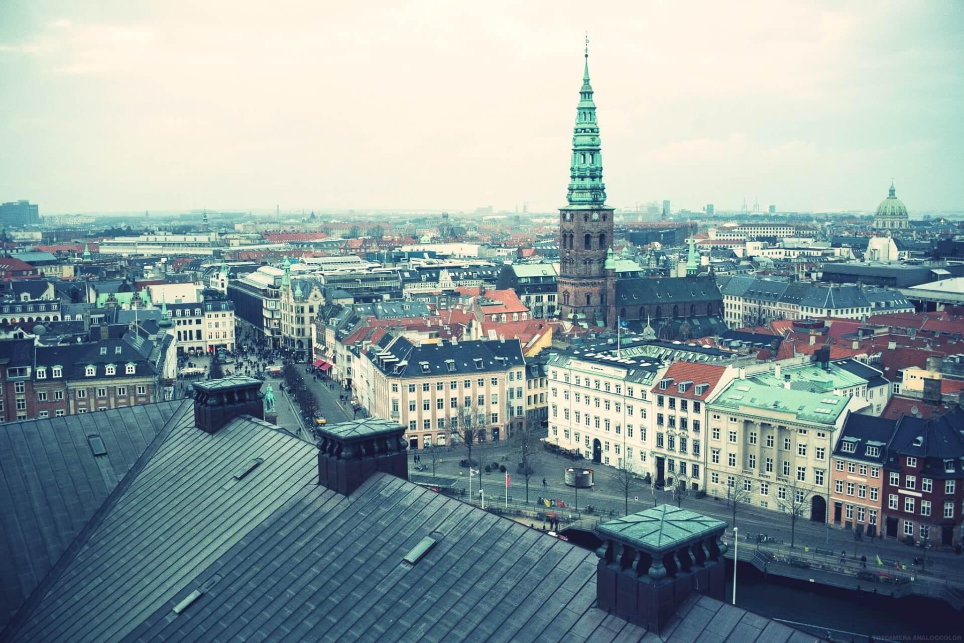 Folk High School Excursion to Copenhagen at International People's College in Denmark