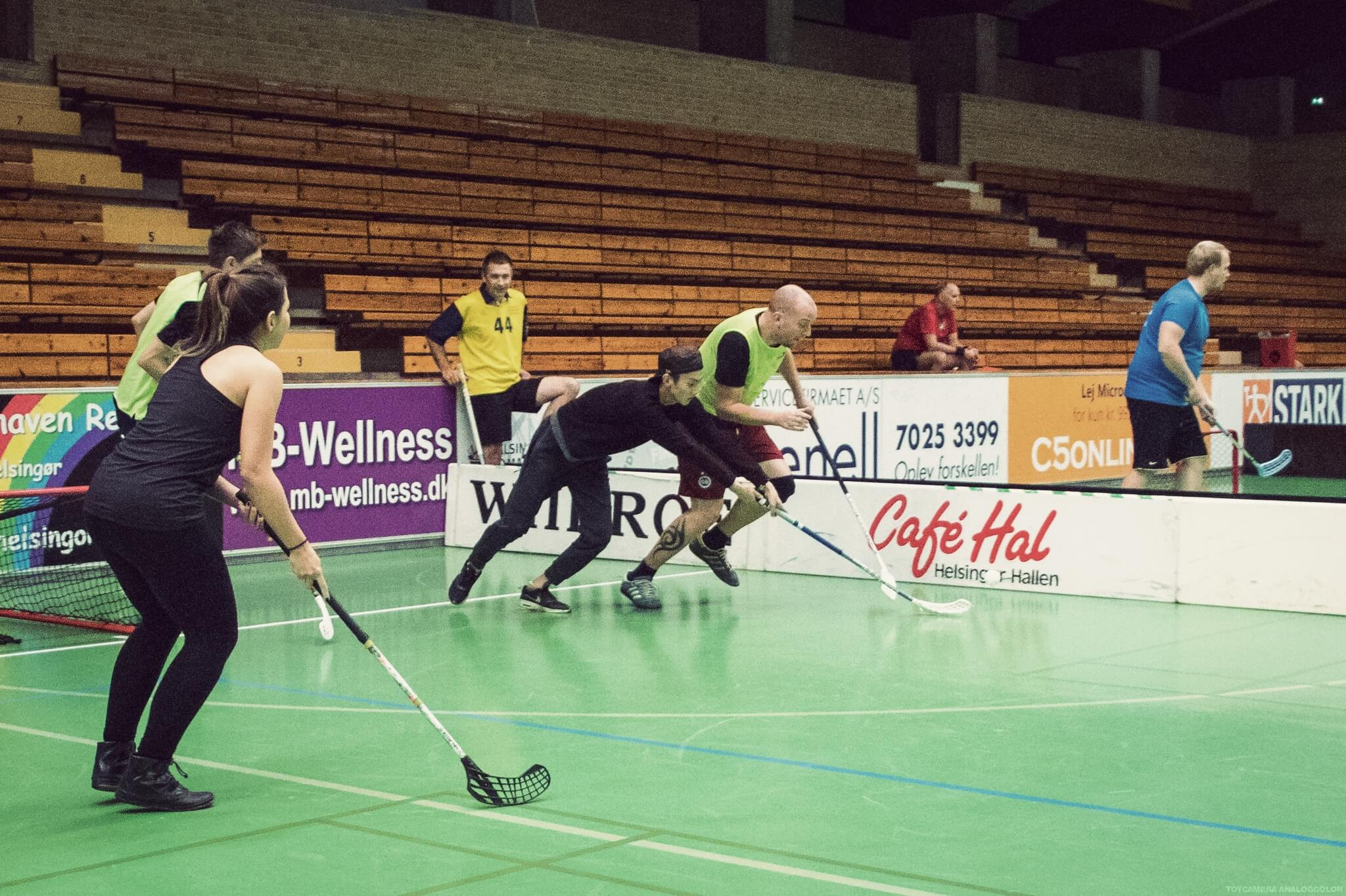 Folk High School Sport at International People's College in Denmark