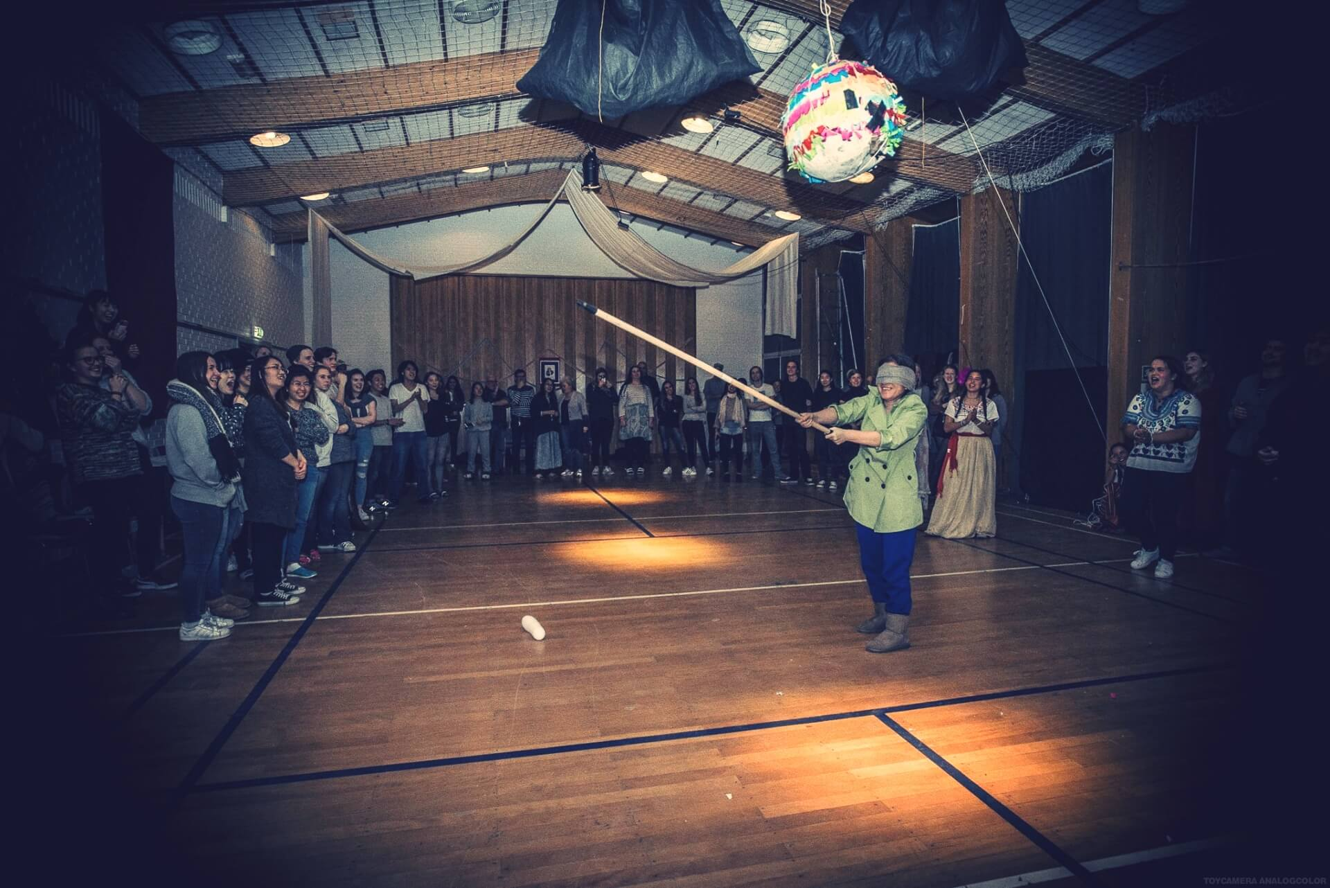 IPC - Folk high school cultural evening at International People's College in Denmark4