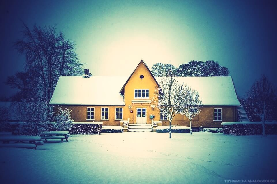 Seasons in Denmark at International People's College a Folk High School 17