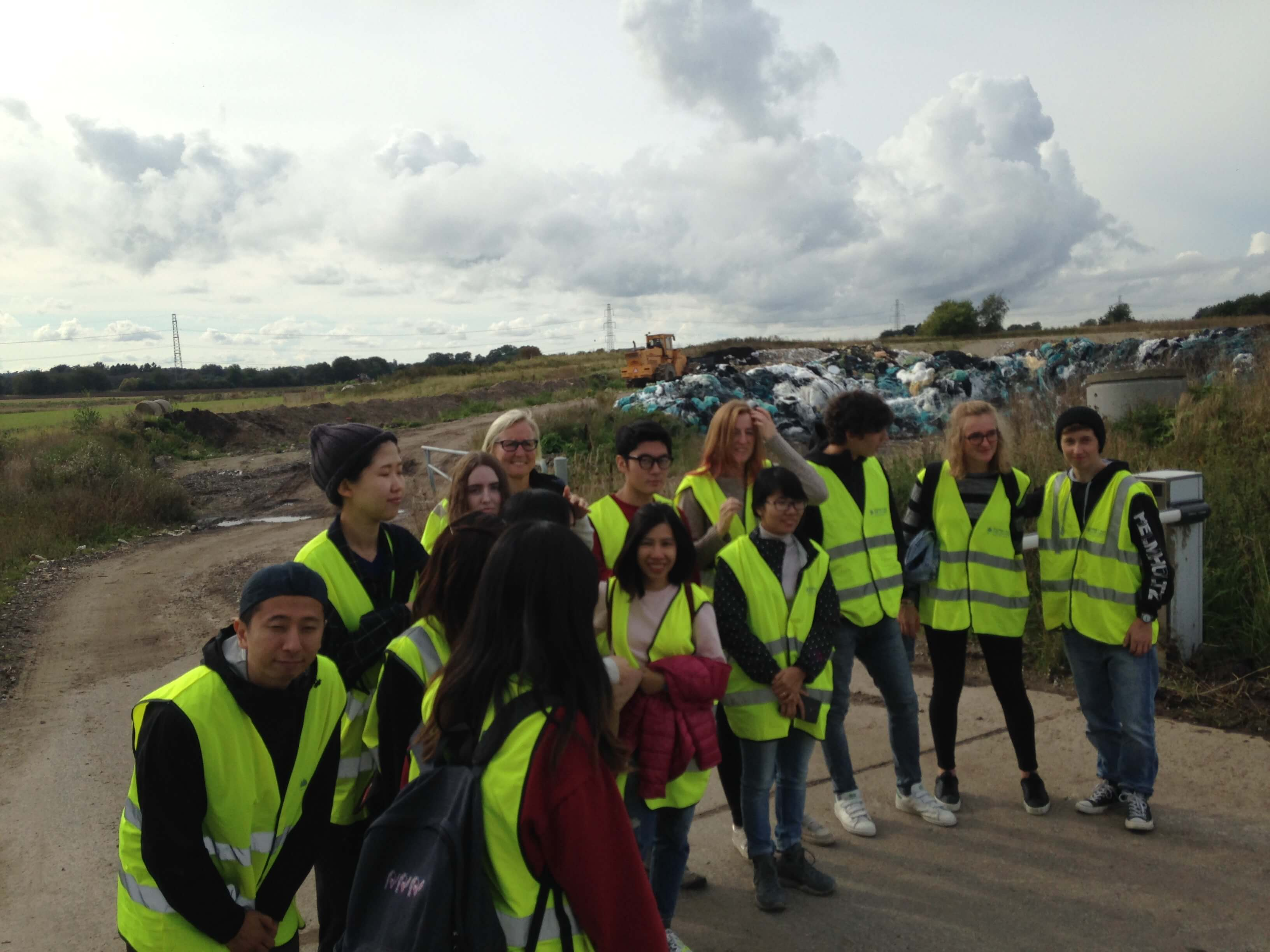 folk high school environmental studies at International People's College in Denmark