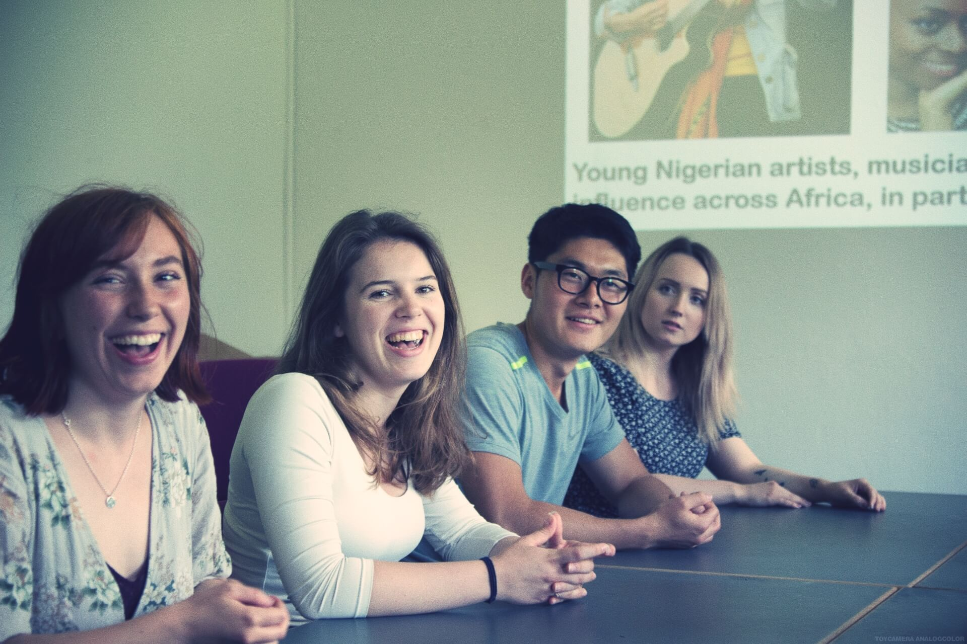 English language and danish culture and society folk high school summer course at International people's College 1