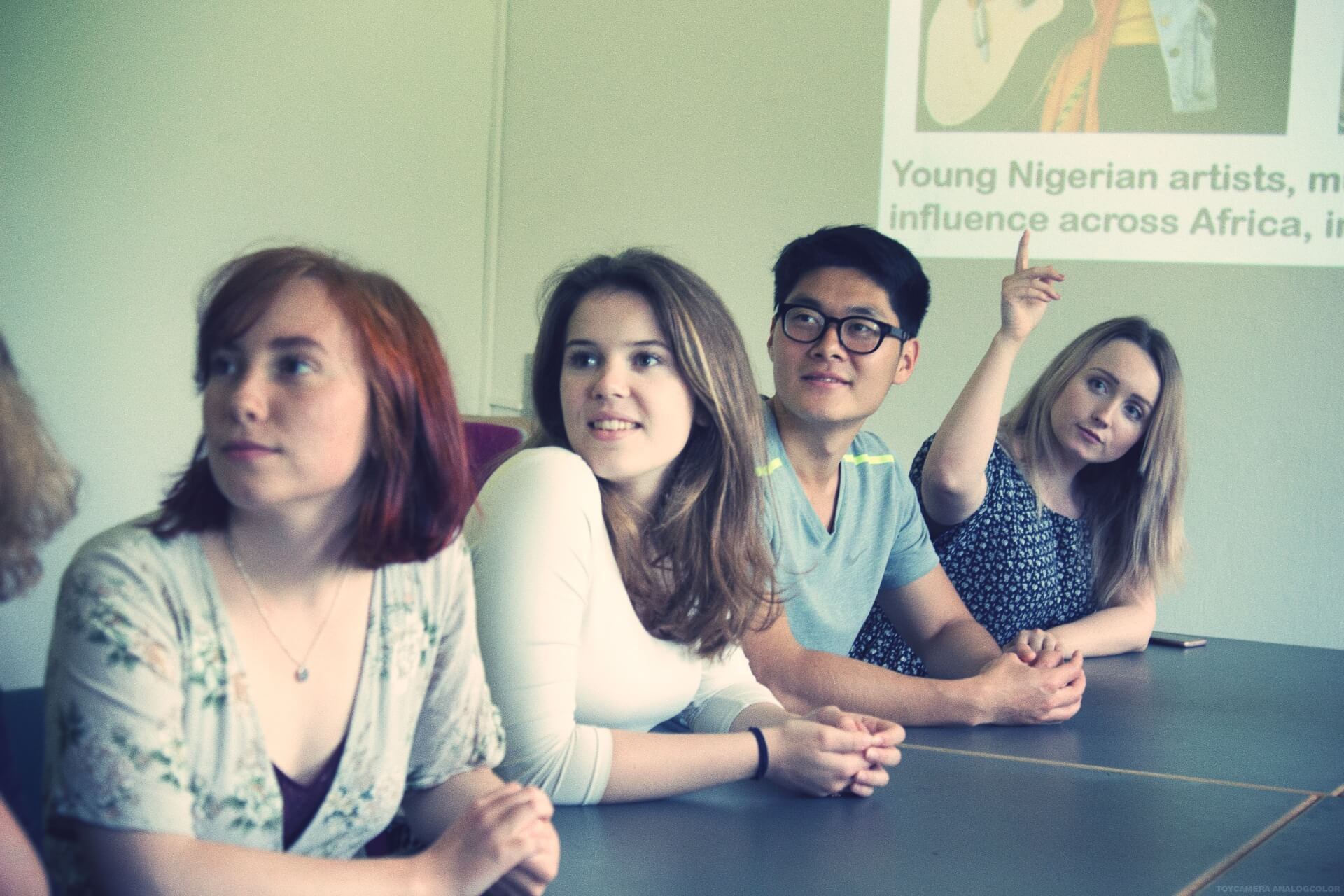 IPC - English language and danish culture and society folk high school summer course at International people's College 2