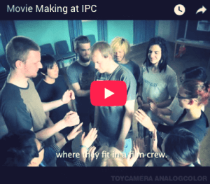 IPC - Watch - movie making class - International People's College