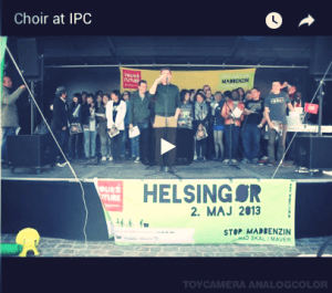 IPC - Watch the choir sing at International People's College