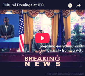 Watch - cultural evenings - International People's College