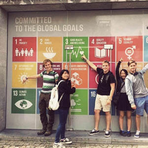 Sustainability folk high school Core value at International People's Colleg in Denmark