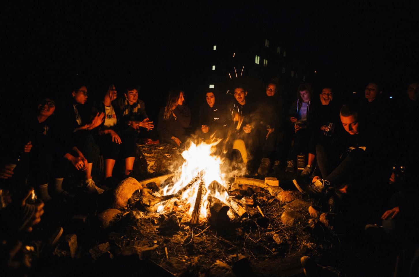 The Danish hygge at International People's College - a folk high school in Denmark