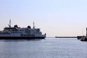 IPC - ferry to helsingborg from helsingør