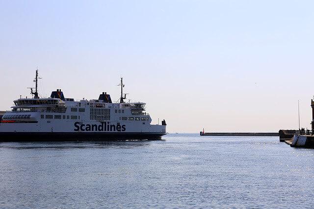 ferry to helsingborg from helsingør