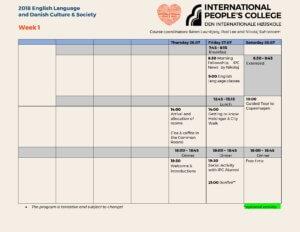 2018 English Language and Danish Culture program at International People's College_1