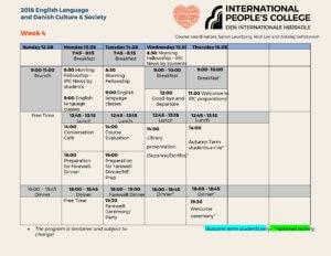 2018 English Language and Danish Culture program at International People's College_3