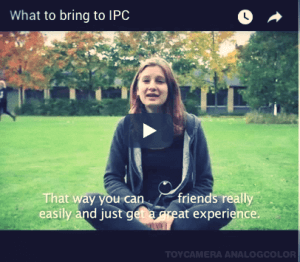 IPC - Watch - what to bring to International People's College