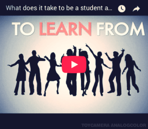 Watch - What does it take to be a student at International People's College
