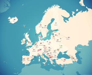 Understanding Europe Classe at International People's College, a Folk High School in Denmark