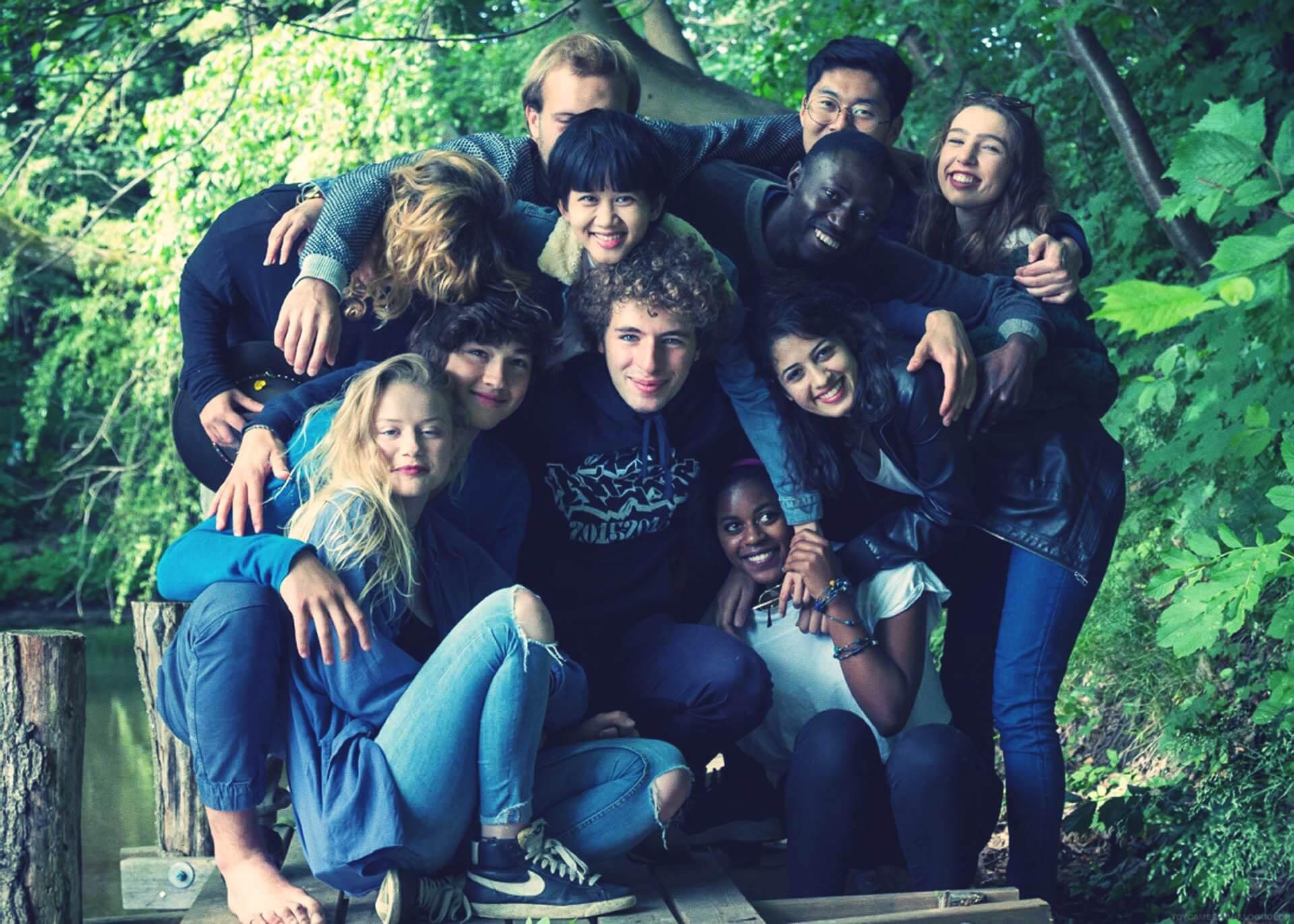 International People's College - a Folk High School in Denmark