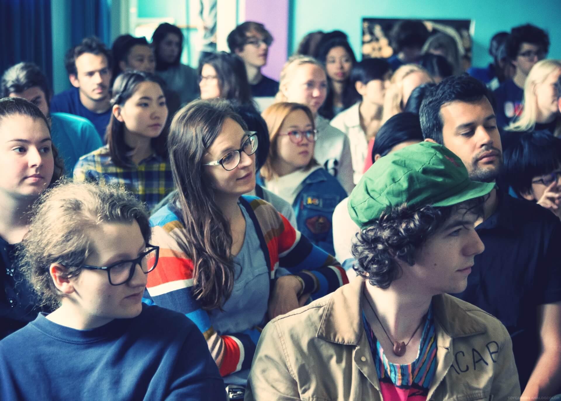 IPC - Morning Fellowship at International People's College - An International Folk High School in Denmark