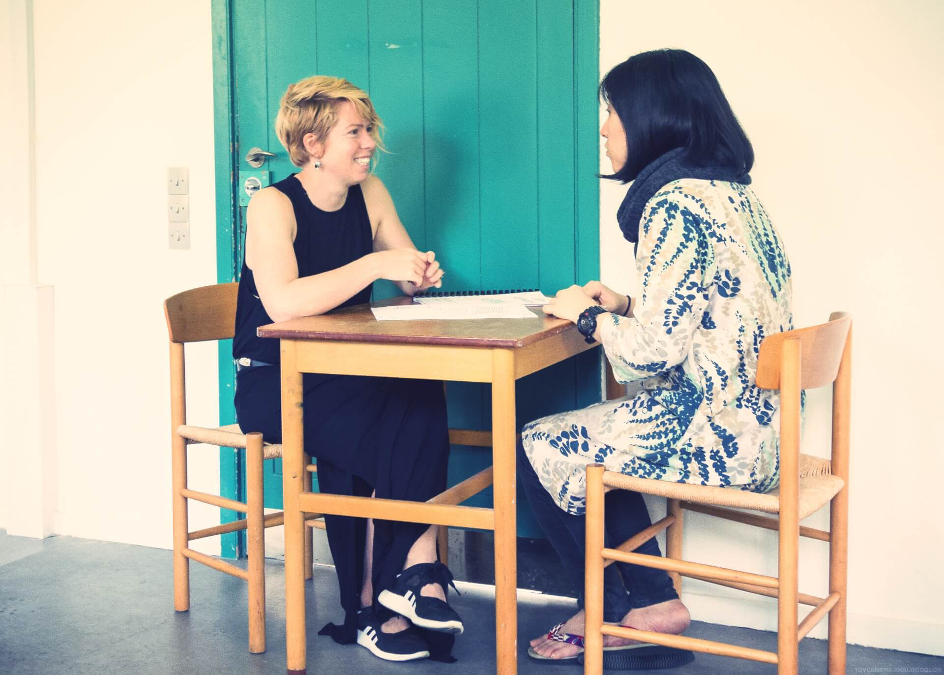 IPC - Study Counseling at International People's College a Danish Folk High School