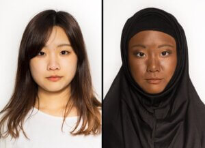 Racism project at folk high school