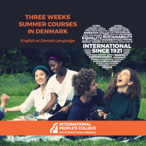 language courses in Denmark - folk high school