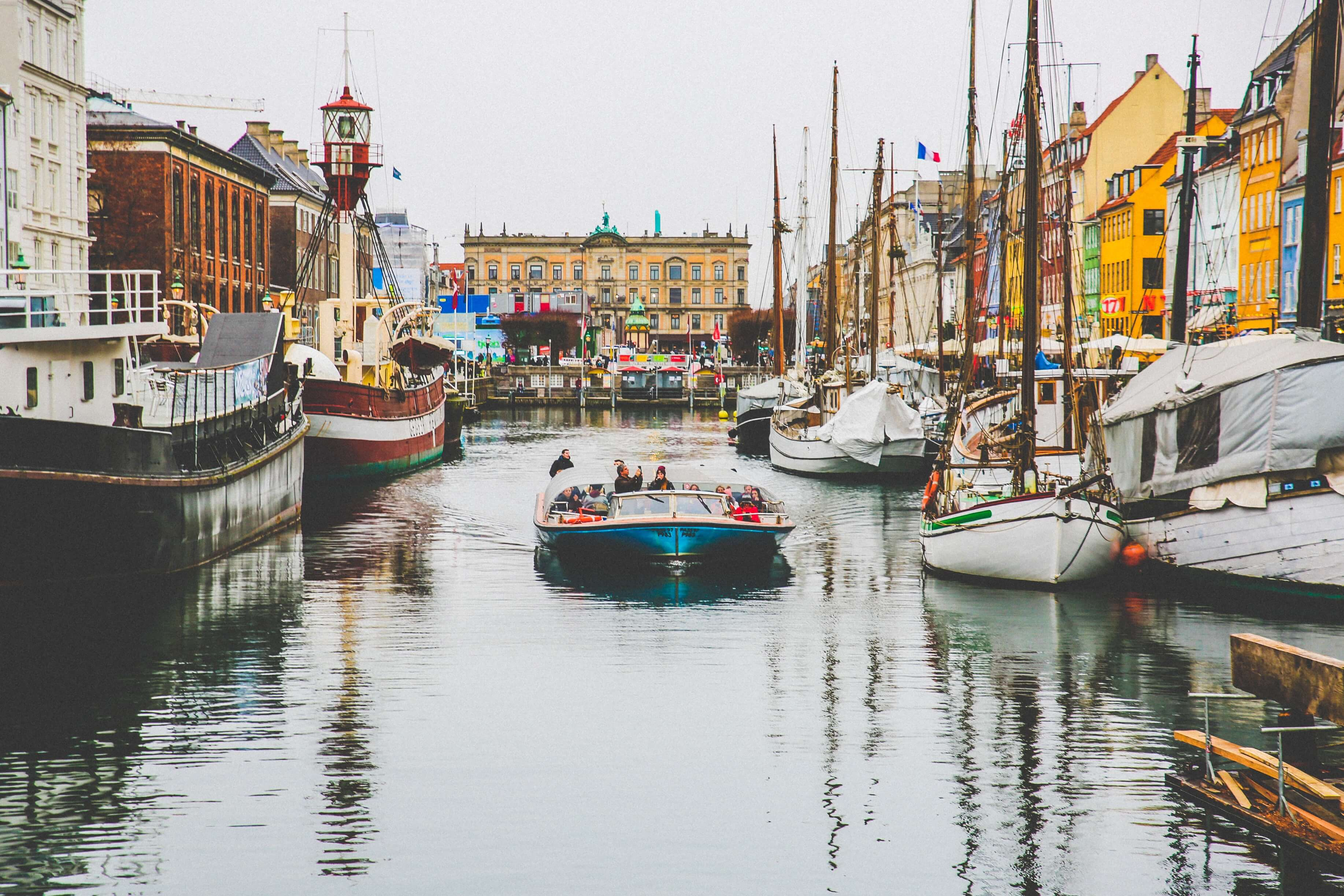Danish language summer course in Denmark