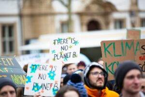 Climate change seminar folk high school denmark