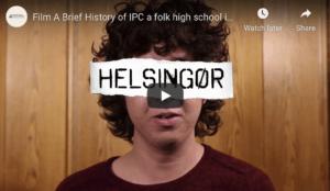 history of International People's College IPC